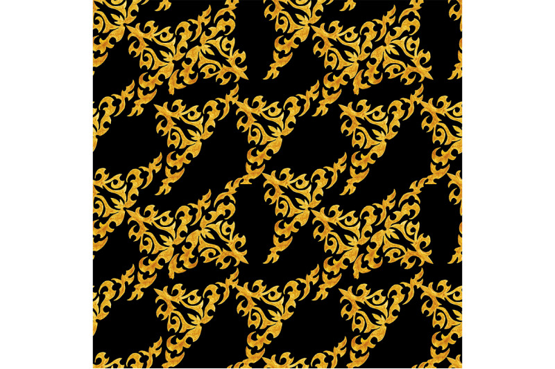 seamless-golden-pattern