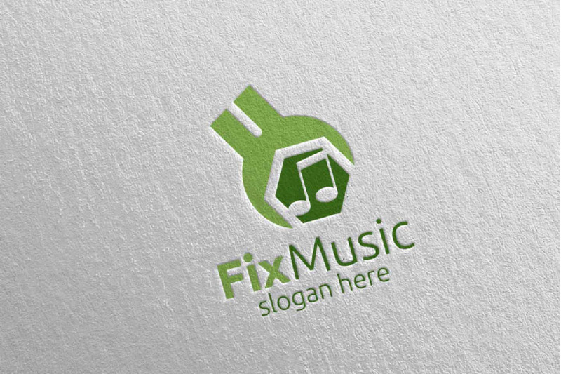 fix-music-logo-with-note-and-fix-concept-64
