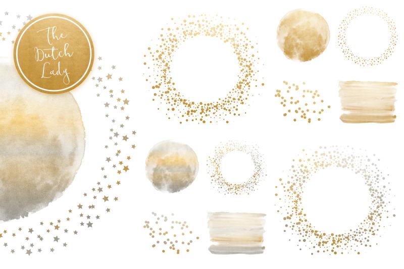 confetti-overlay-amp-decoration-clipart-set