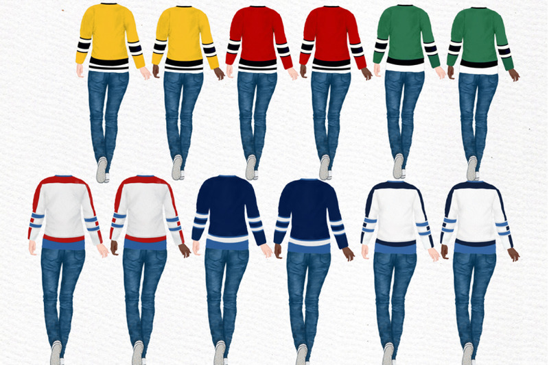 hockey-jerseys-jersey-clipart-couples-in-jersey-bff