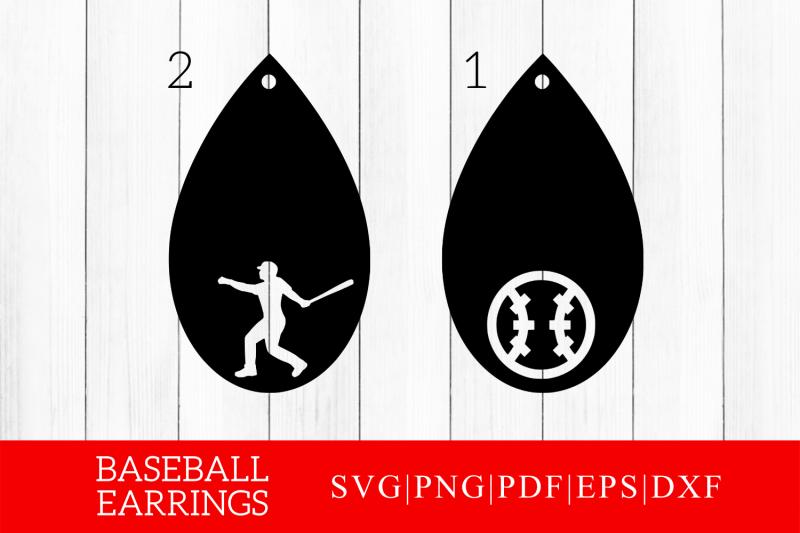 baseball-earrings-svg-cut-files-set-2