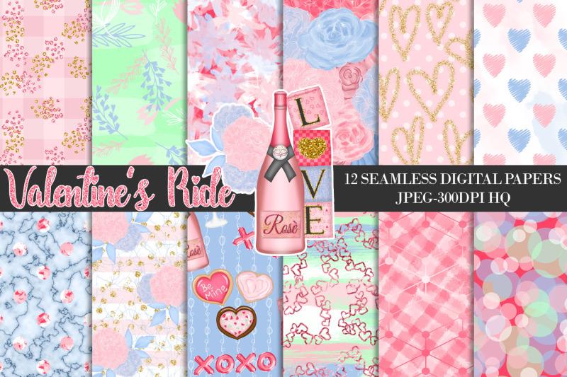 valentine-039-s-day-digital-papers-love-valentines-seamless-patterns