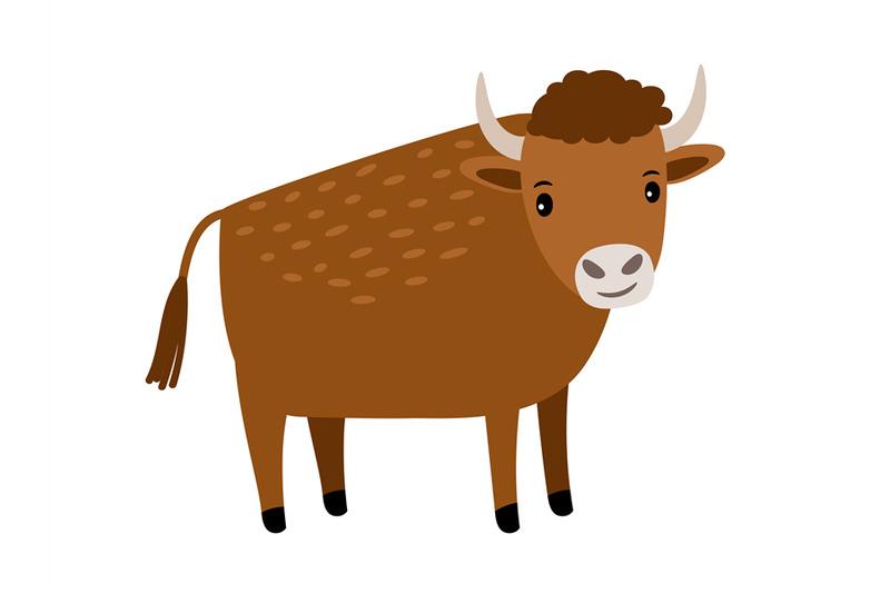 bull-cartoon-icon