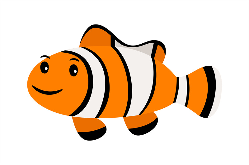 clown-fish-underwater-swimming-funny-smiling-clownfish-or-anemonefish