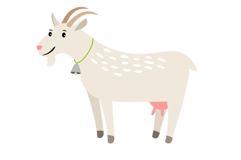 goat-happy-white-vector-goat-pet-isolated-on-white-farm-smiling-masc