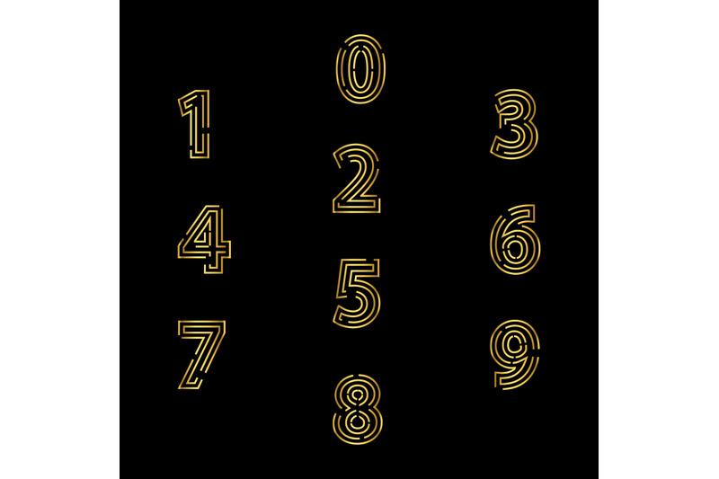 gold-number