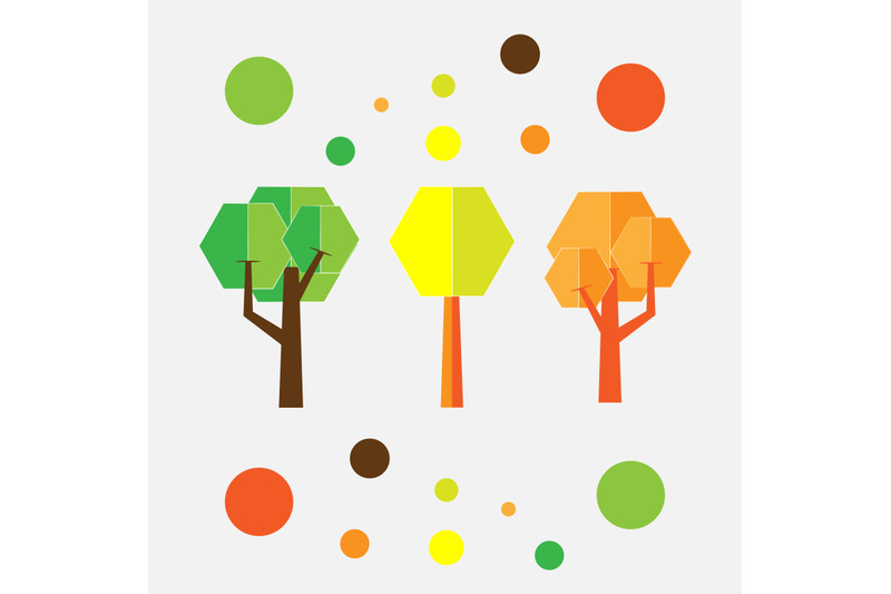 hexagonal-tree