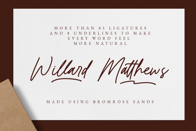 bromrose-sands-signature