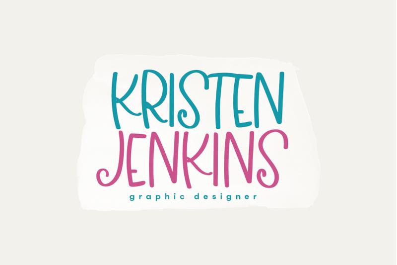 berry-bliss-quirky-handwritten-font