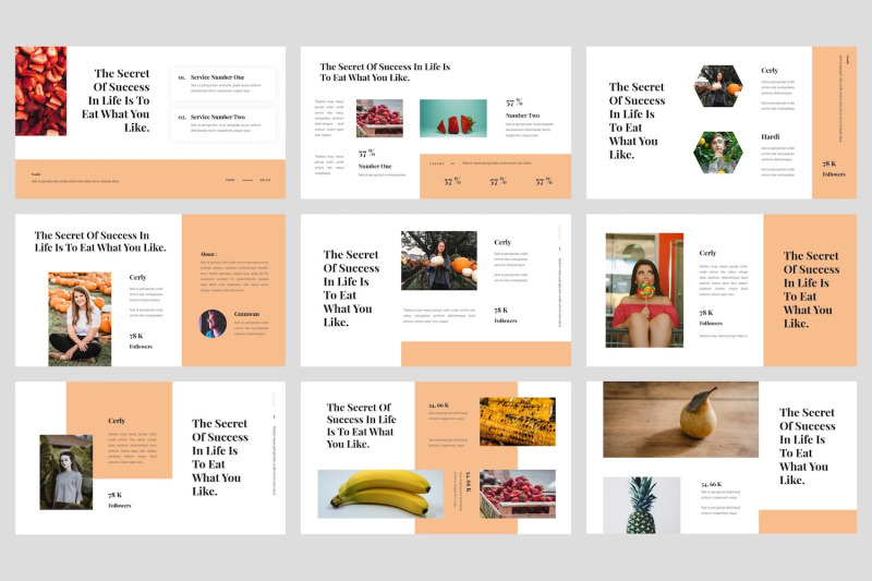 tari-food-powerpoint-template