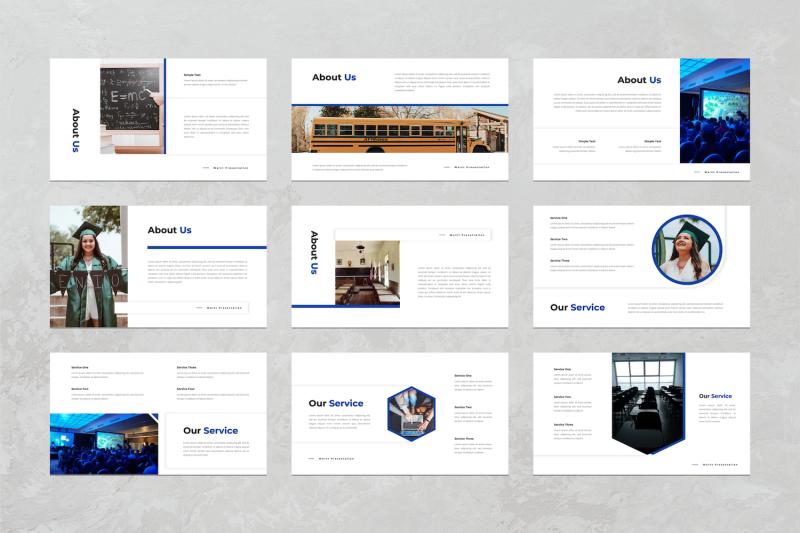 waint-school-google-slides-template