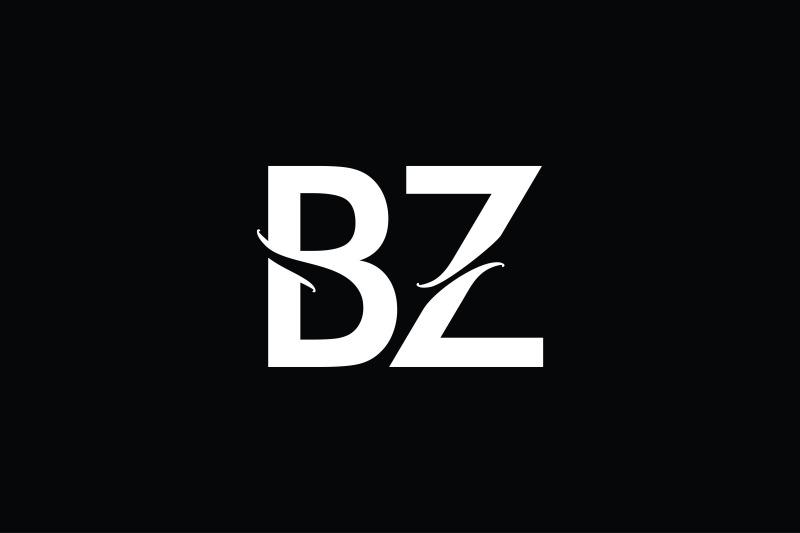bz-monogram-logo-design