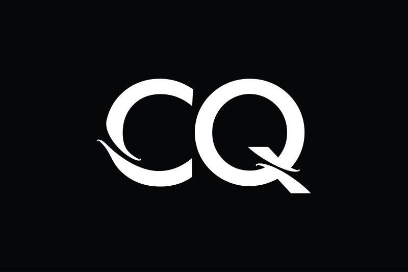 cq-monogram-logo-design