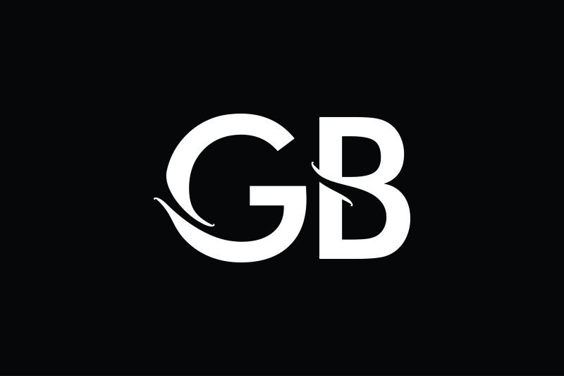 gb-monogram-logo-design