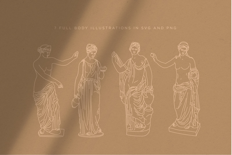aesthetic-greek-sculpture-line-art