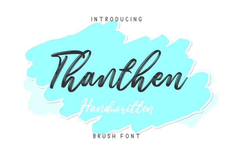 thanthen