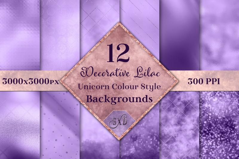 decorative-lilac-unicorn-colour-style-backgrounds-textures