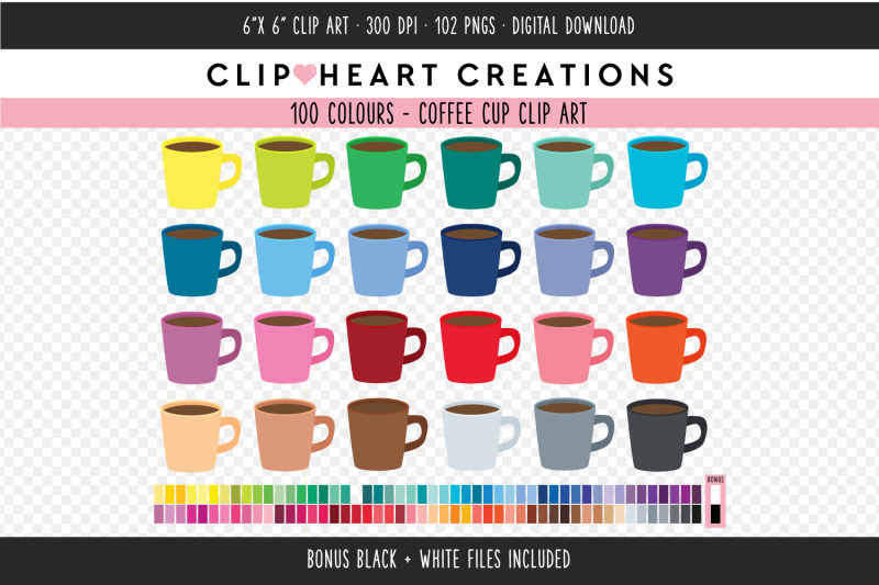 coffee-cup-clipart-100-colours