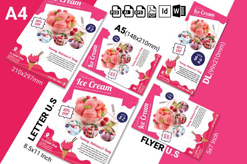 ice-cream-shop-flyer-template-vol-01