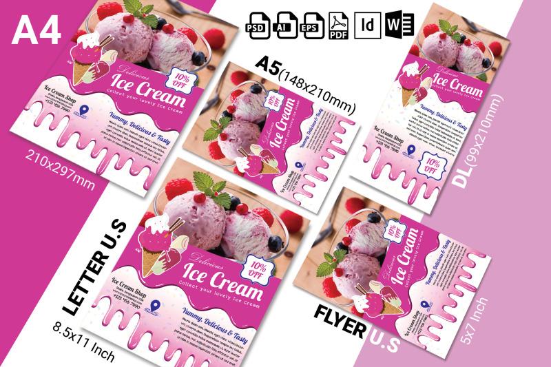 ice-cream-shop-flyer-template-vol-02