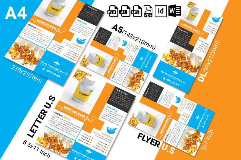 medicine-promotional-flyer-vol-01