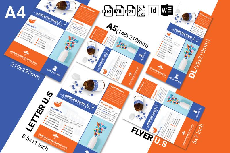 medicine-promotional-flyer-vol-02