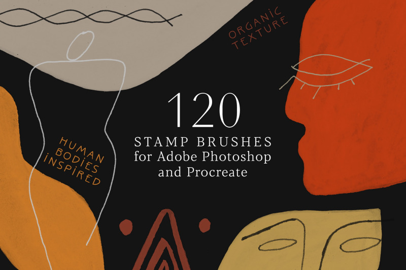 primeval-photoshop-and-procreate-stamp-brushes