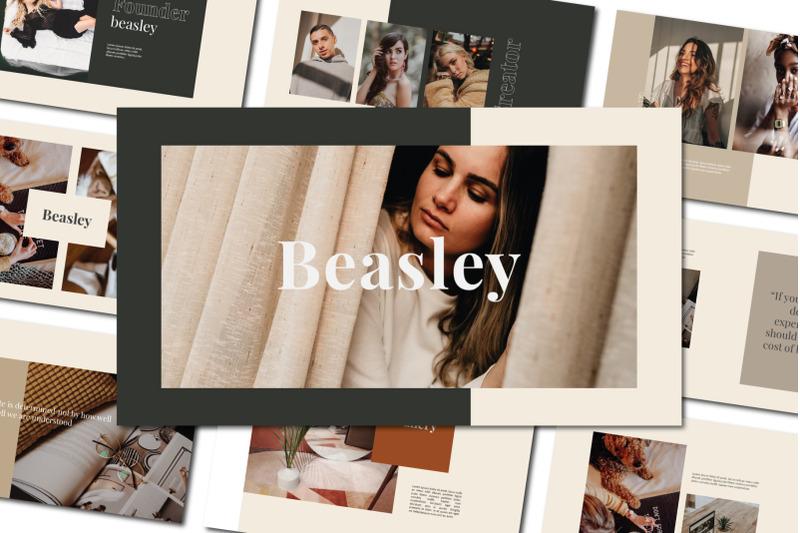 beasley-powerpoin-template