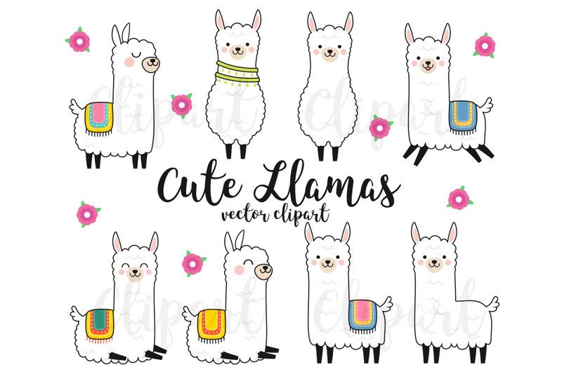 llama-clipart-llama-clip-art-llama-party-farm-clipart