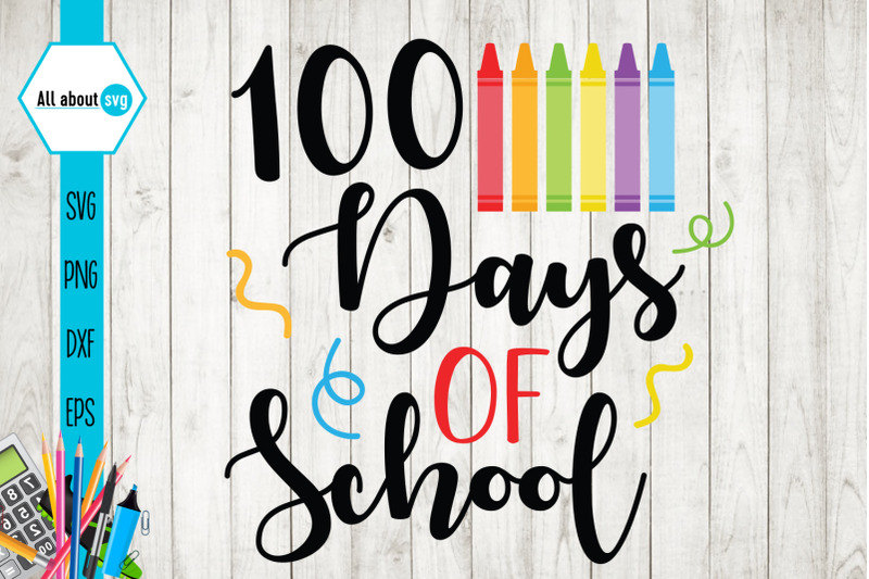 happy-100-days-of-school-svg