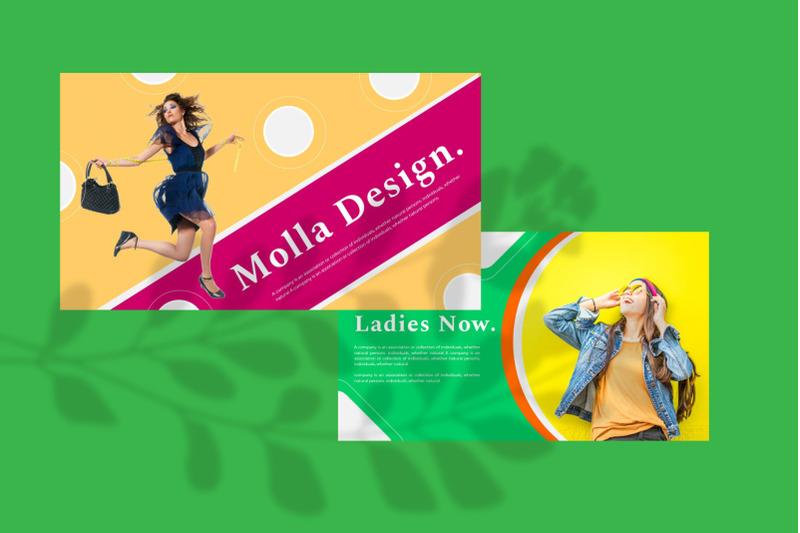 molla-powerpoin-template