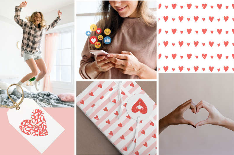 love-is-real-hearts-and-patterns