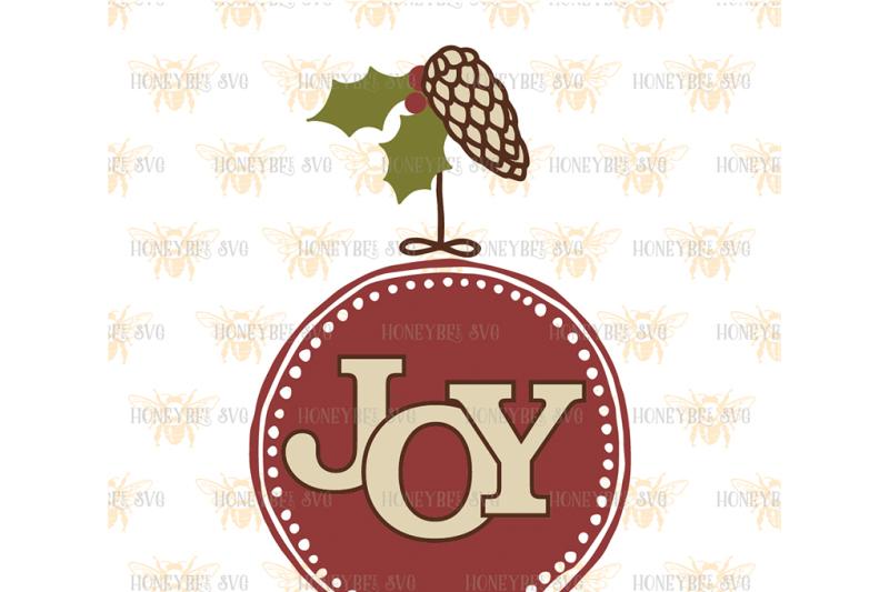 joy-round-ornament