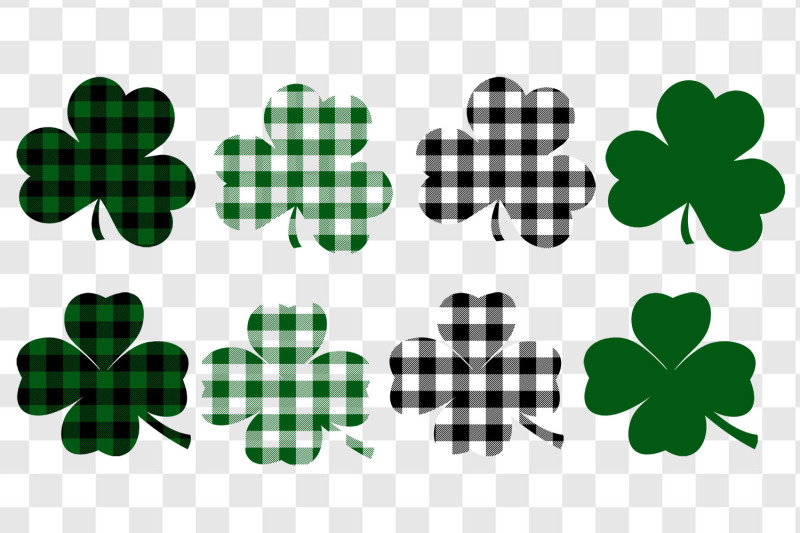 st-patrick-039-s-day-shamrocks-and-clovers