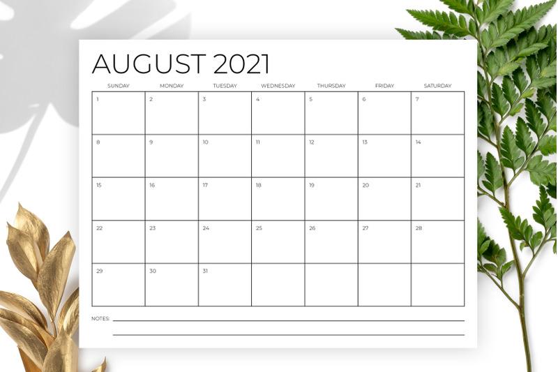8-5-x-11-inch-minimal-2021-calendar