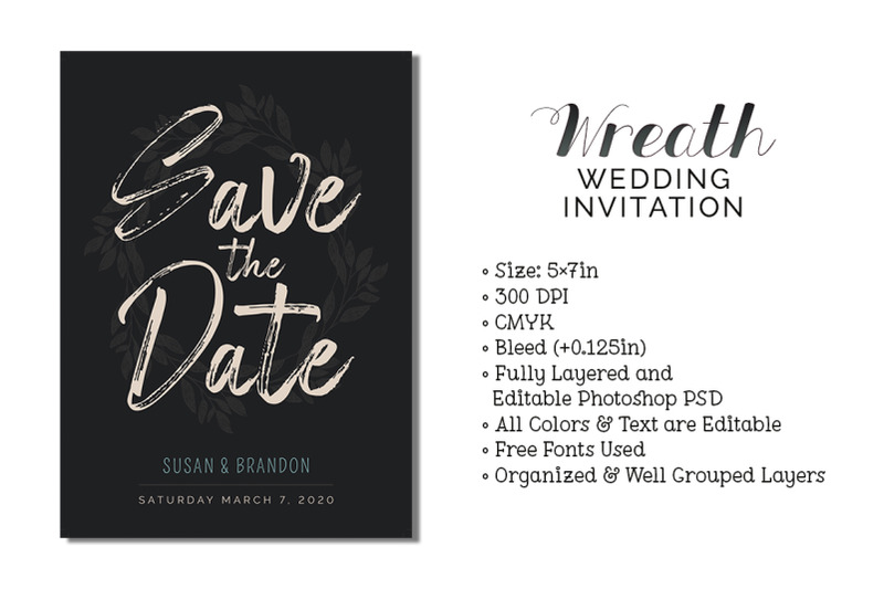 wreath-wedding-invitation