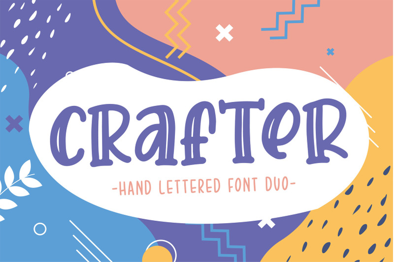 crafter-font-duo