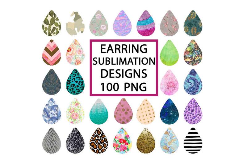 drop-earring-sublimation-design-bundle-100-png-files