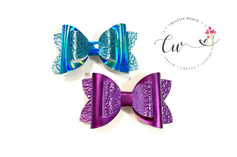 trendy-hair-bow-digital-template-hair-bow-template