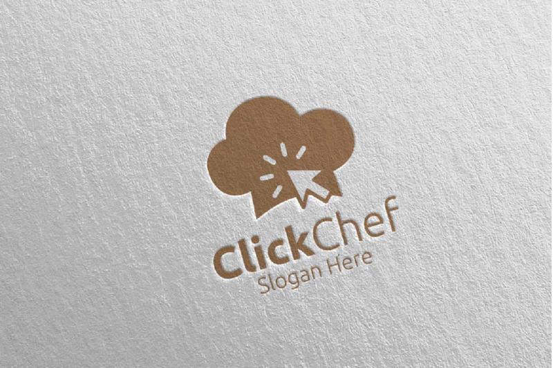 click-food-logo-for-restaurant-or-cafe-64