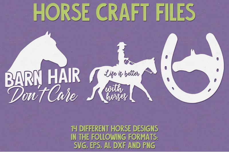 horse-craft-files