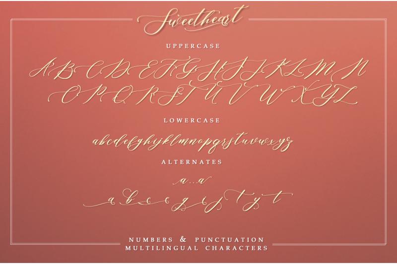sweetheart-elegant-font