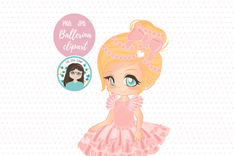 ballerina-clipart