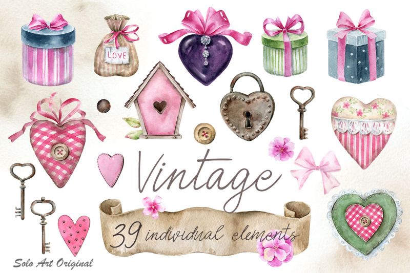 vintage-valentines-day-old-home-decor-watercolor-clipart