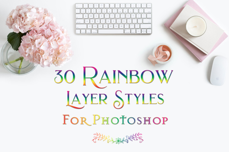 rainbow-layer-styles-for-photoshop-set-of-30-styles