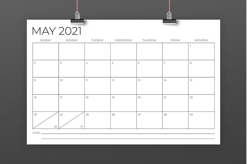 11-x-17-inch-modern-2021-calendar