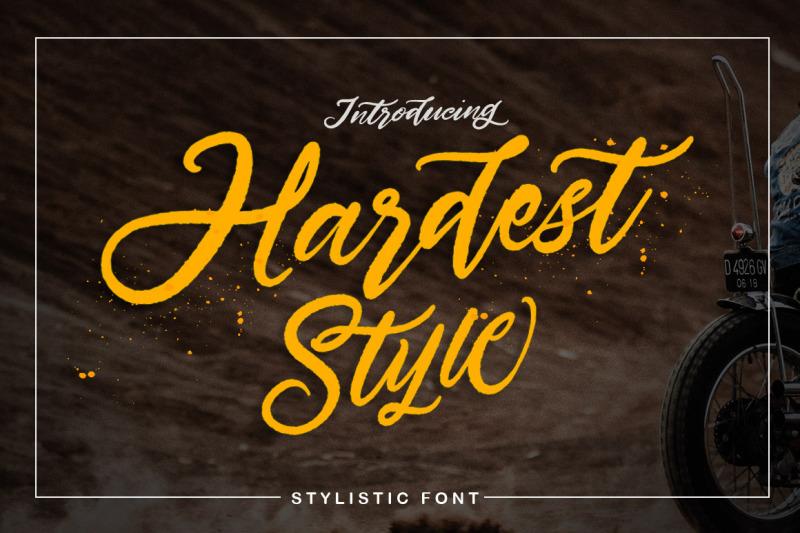 hardest-style-brush