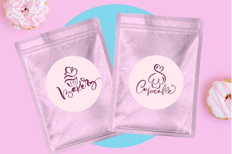 cupcake-dessert-logo