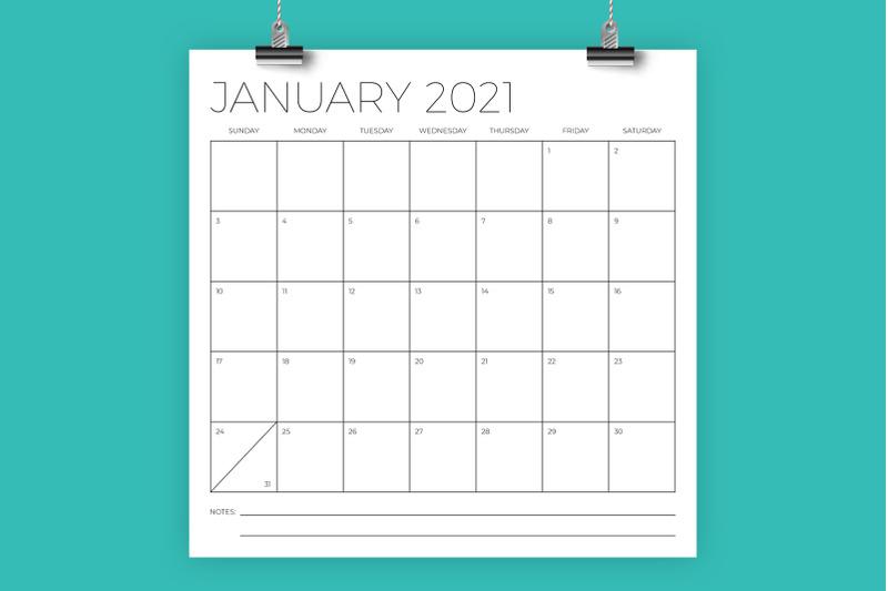 12-x-12-inch-minimal-2021-calendar