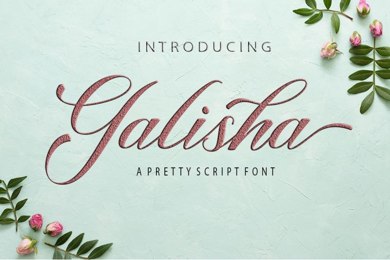 galisha-script